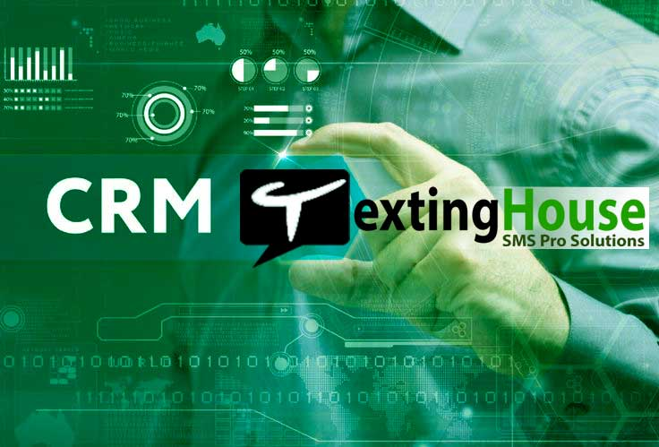 CRM et TextingHouse la solution d envoi sms pro