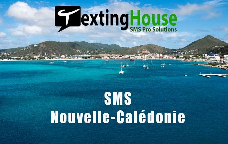 SMS Nouvelle Calédonie