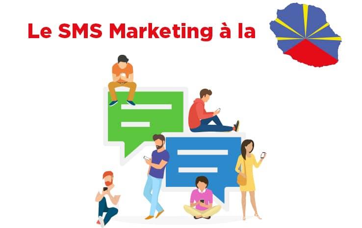 SMS Marketing à la Réunion