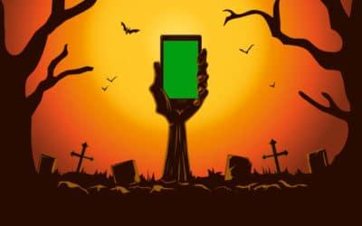 SMS & Halloween un mélange ensorcelant !