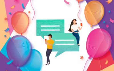 Le SMS anniversaire, un levier de fidélisation !